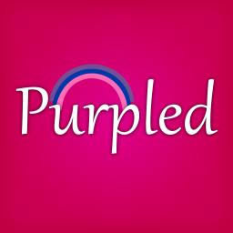 purpled! logo