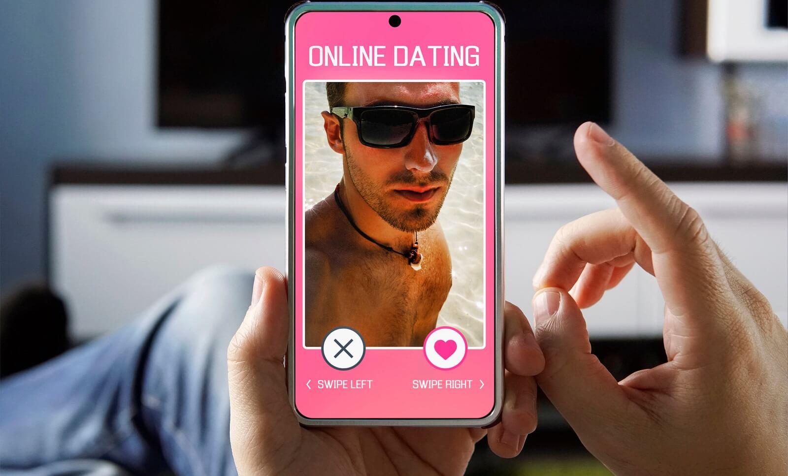 Gay dating app