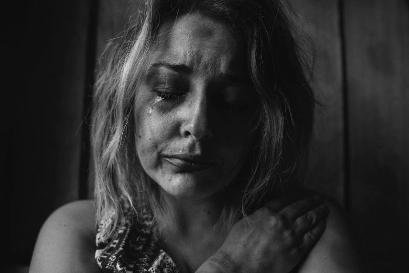 Victim of abuse